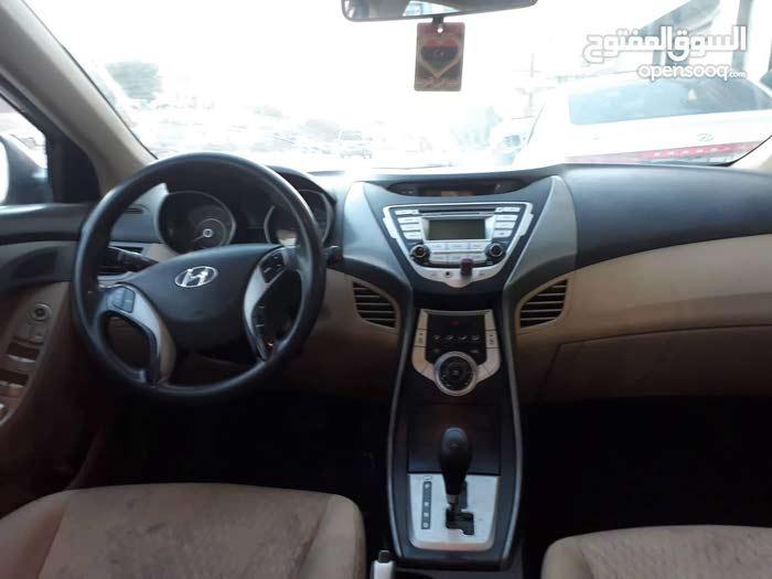 Used Hyundai Elantra for sale in Tripoli
