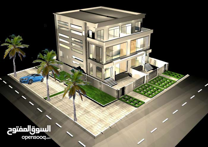 More rooms More than 4 bathrooms Villa for sale in SeebAl Hail South