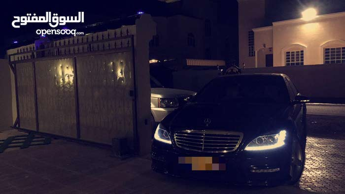 km Mercedes Benz S550 2008 for sale