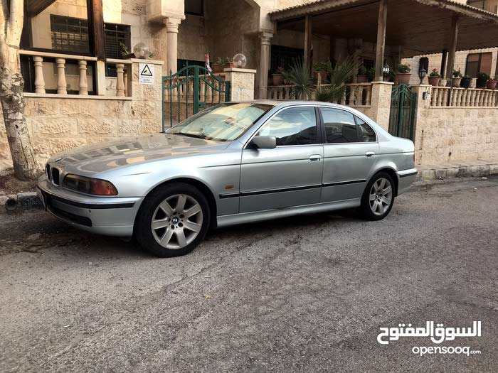 For sale Used BMW 520
