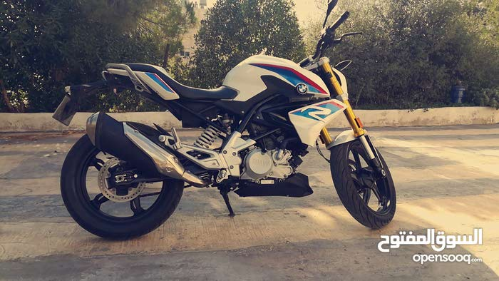 Used BMW motorbike in Amman