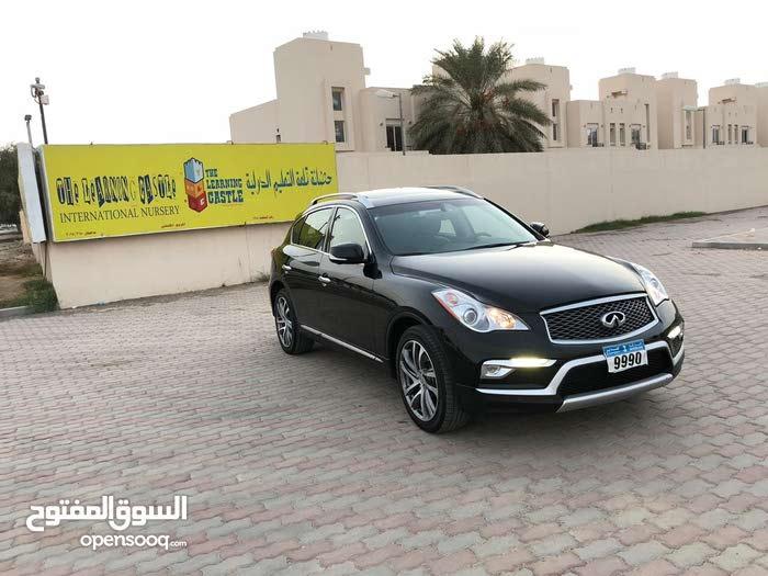 Gasoline Fuel/Power   Infiniti QX56 2017