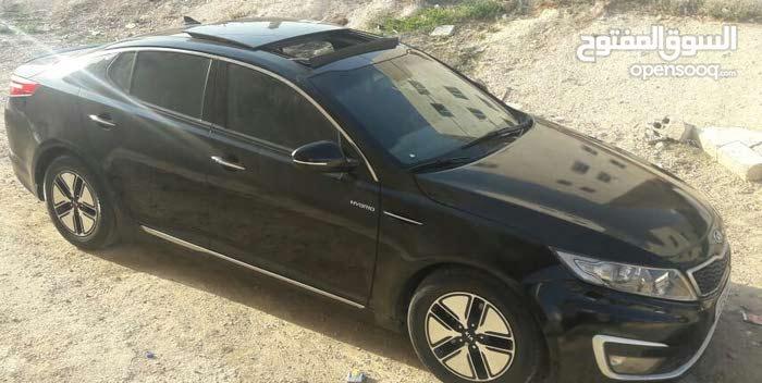 For a Day rental period, reserve a Kia Optima 2013