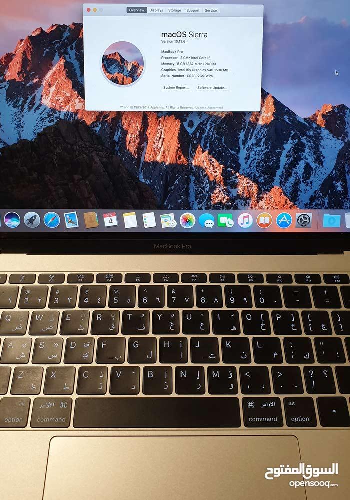 MacBook Pro 13-inch, 2016