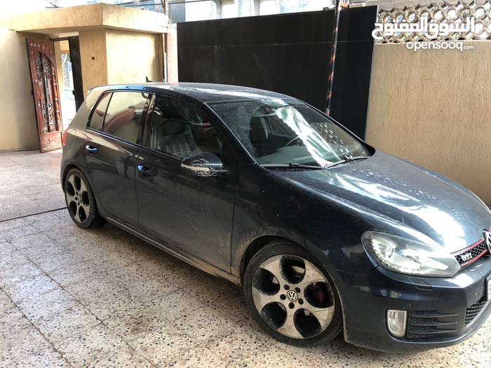 Automatic Volkswagen 2011 for sale - Used - Tripoli city