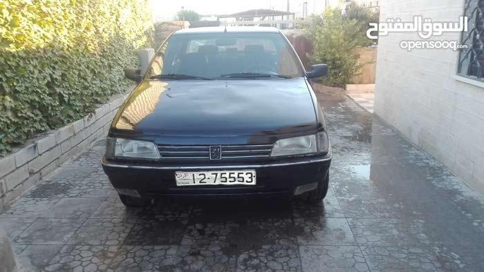Manual Used Peugeot 405