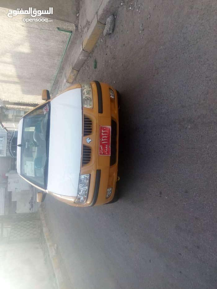 Iran Khodro Samand car for sale 2011 in Baghdad city