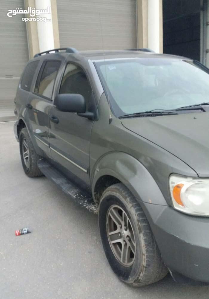 Used condition Dodge Durango 2008 with +200,000 km mileage