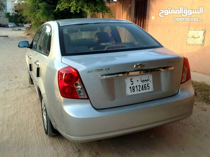 Used condition Chevrolet Optra 2006 with 90,000 - 99,999 km mileage