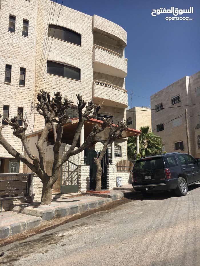 Second Floor  apartment for sale with 3 rooms - Amman city Um El Summaq