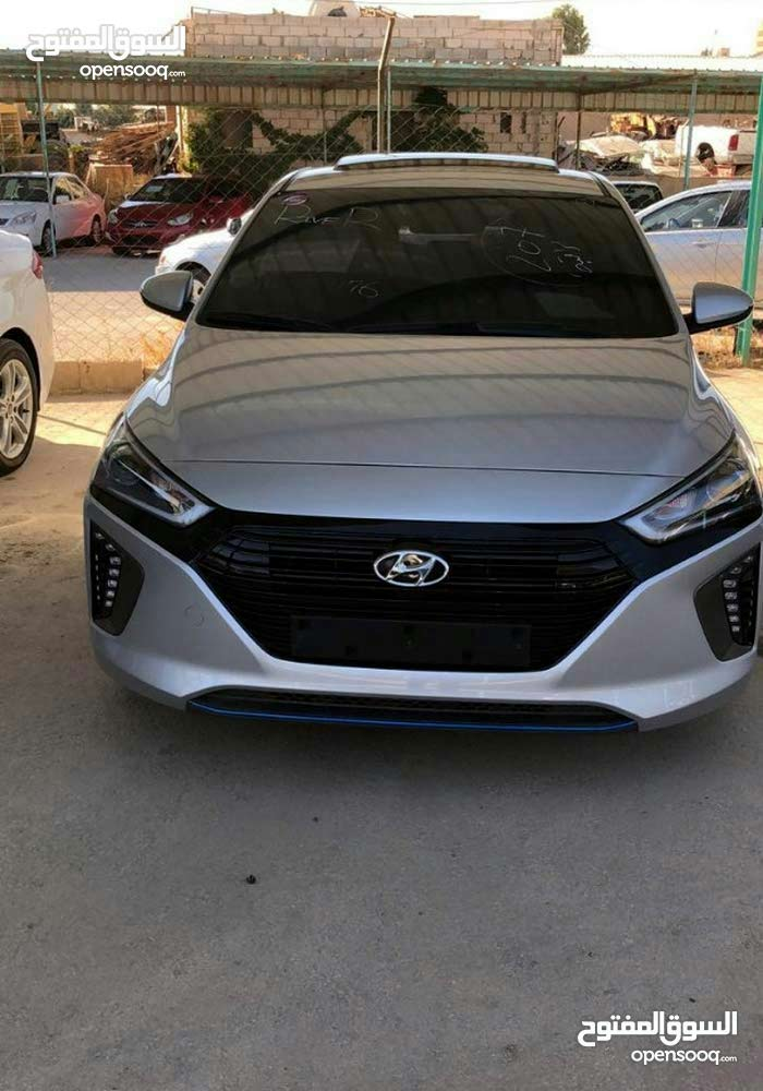 Rent a 2018 Hyundai Ioniq with best price