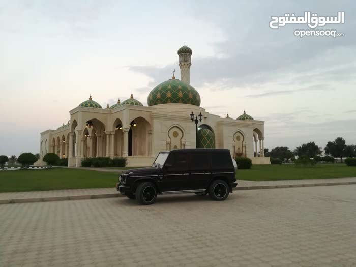 180,000 - 189,999 km Mercedes Benz G 500 2001 for sale