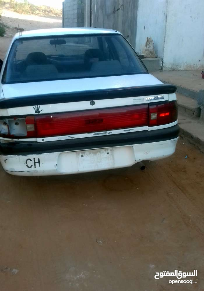 For sale 2000 White 323