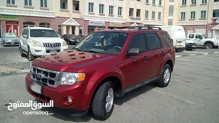 For sale Ford Escape car in Dubai