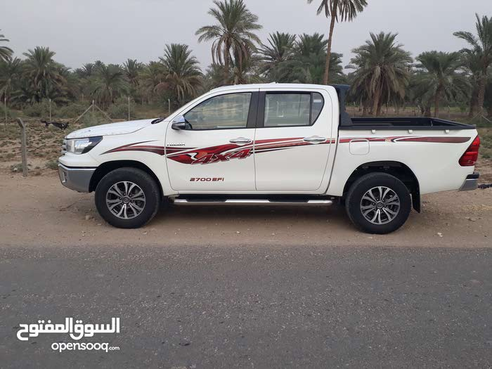 Available for sale! 20,000 - 29,999 km mileage Toyota Hilux 2016