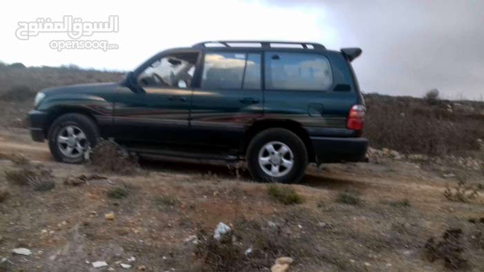 Automatic Toyota 2000 for sale - Used - Jebel Akhdar city