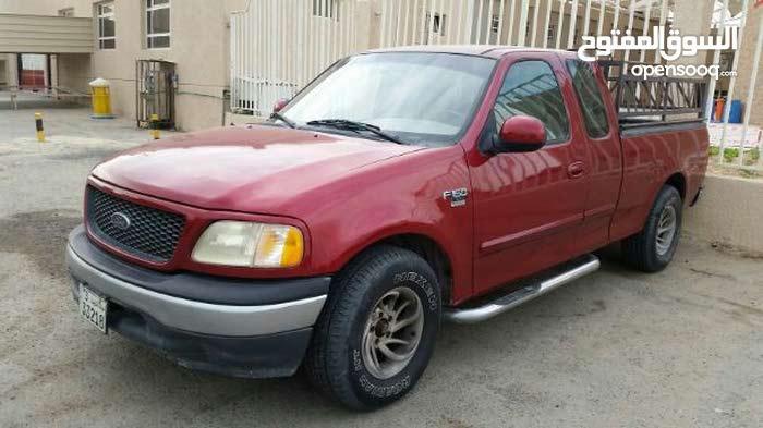 Gasoline Fuel/Power   Ford F-150 2000
