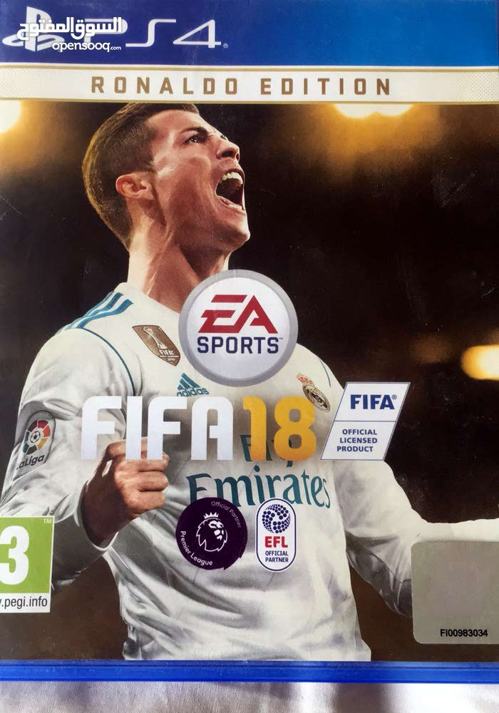 Fifa 18 Good as new for 30Jds
