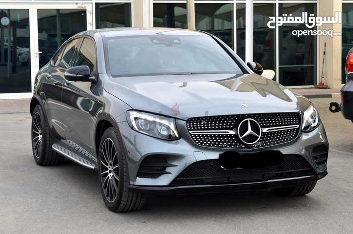 Automatic Grey Mercedes Benz 2018 for sale