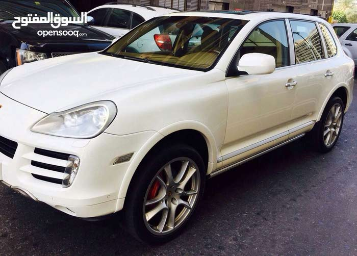 2008 Used Cayenne with Automatic transmission is available for sale