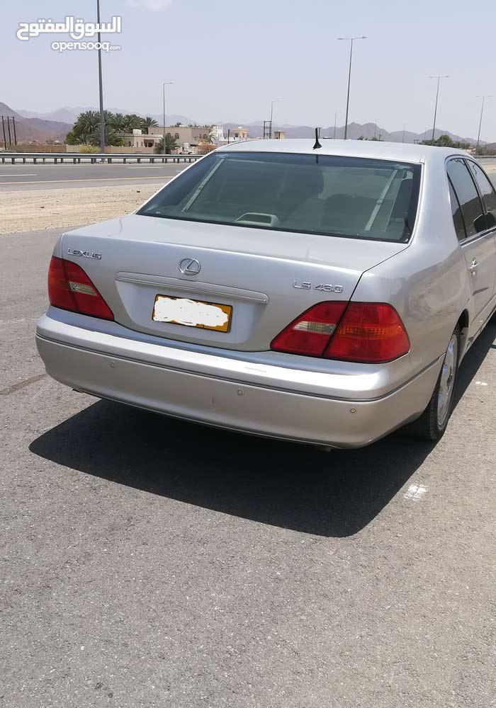 Automatic Lexus 2003 for sale - Used - Ibra city