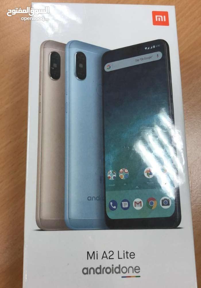 Xiaomi Mi A2 Lite Dual SIM - 64GB, 4GB RAM, 4G LTE, Blue – International Version