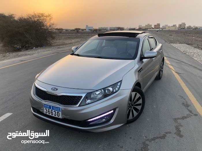 Kia Optima car for sale 2013 in Muscat city