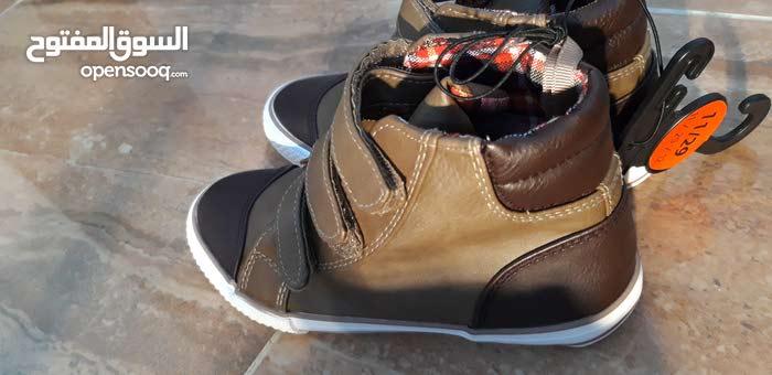 احذية شتوية ومدرسية للبيع