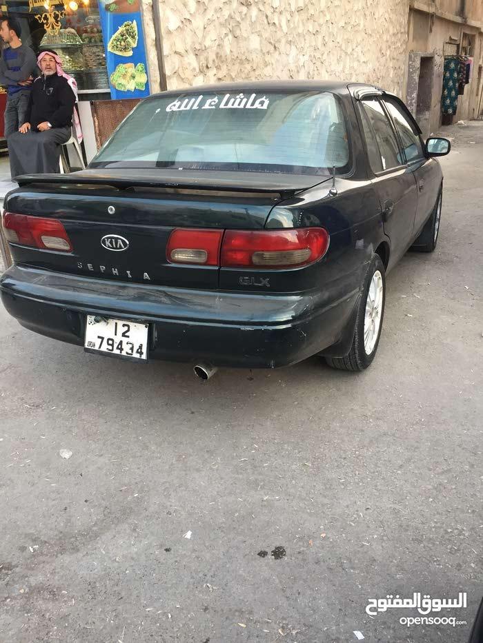 كيا سيفيا 97 للبيع