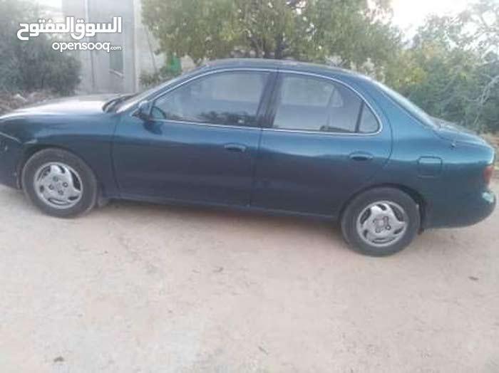 Hyundai Avante car for sale 1995 in Jerash city