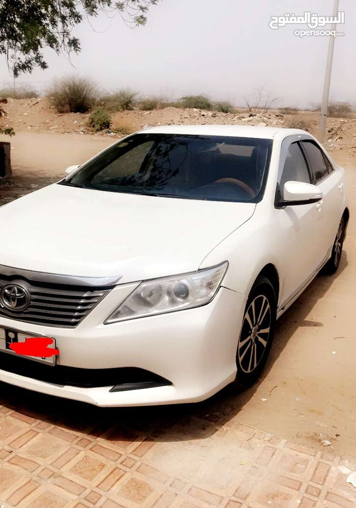 For sale 2013 White Aurion