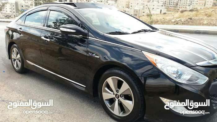 Hyundai Sonata 2014 For sale - Black color