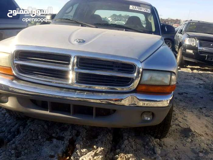 Automatic Grey Dodge 2003 for sale