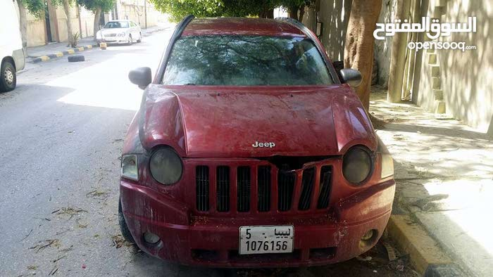 Jeep Compass Used in Tripoli