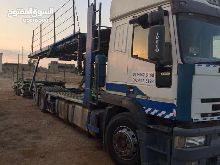شاحنة حاملة سيارات بالجرار 440/42