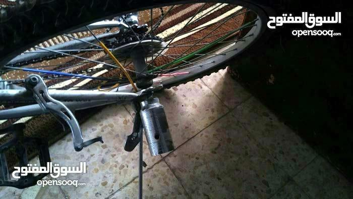 دراجه هوائيه -للبيع -الزرقاء-