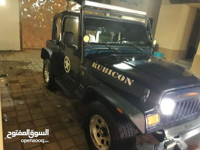 Jeep Wrangler made in 2005 for sale