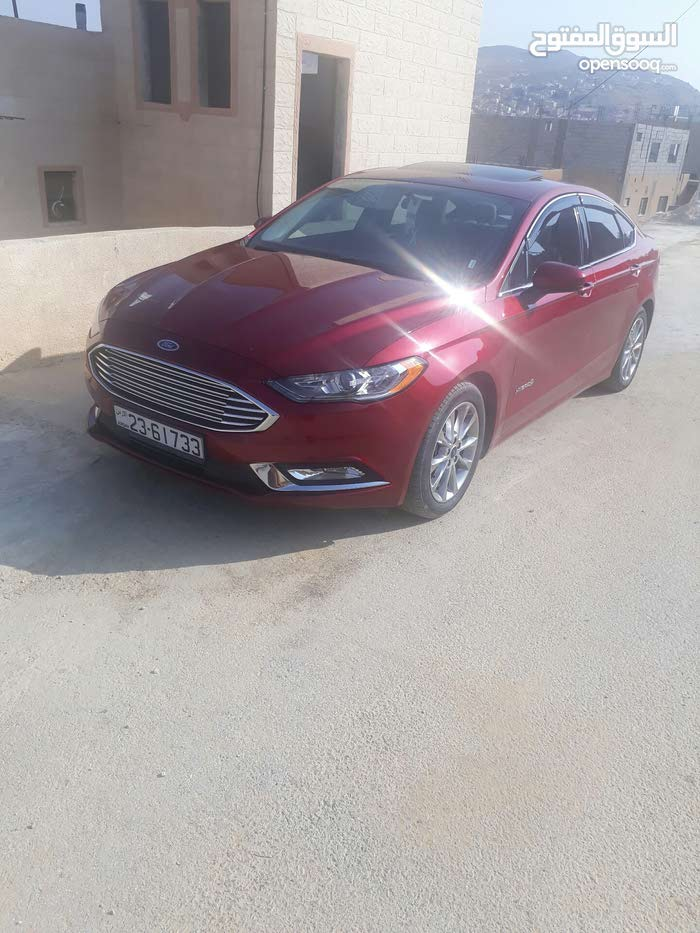 Ford  2017 for sale in Ma'an