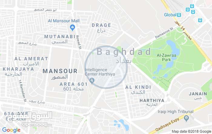 بيت تجاوز للبيع في بغداد الشعب حي البساتين