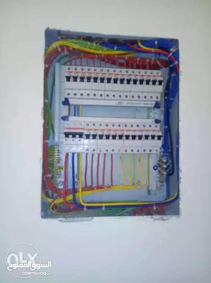 كهربائي تمديات منزلية وصيانه عامه