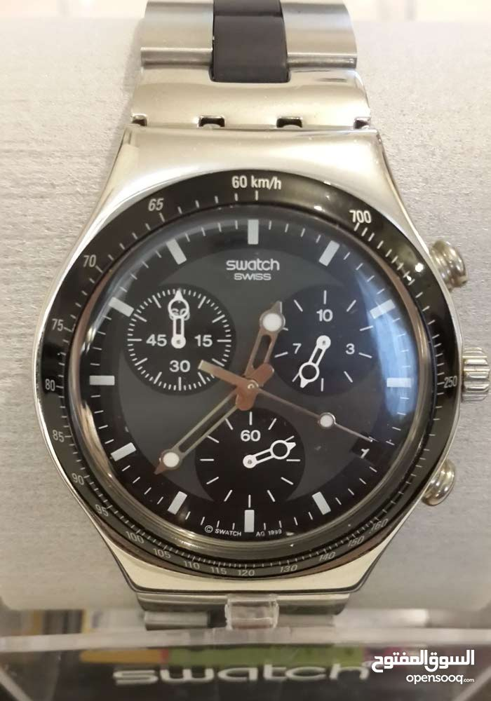 92dd7106d ساعات رجالى ماركة Swatch سواتش سويسرى بعلبتها اصلى - (104351642) | السوق  المفتوح