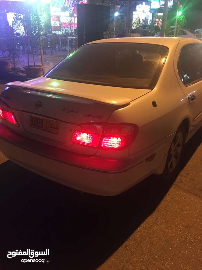 Nissan Maxima car for sale 2004 in Ibra city