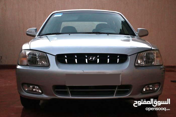 Available for sale! 50,000 - 59,999 km mileage Hyundai Verna 2002
