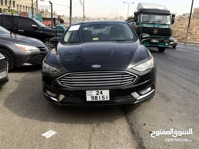 Ford  2018 for sale in Amman