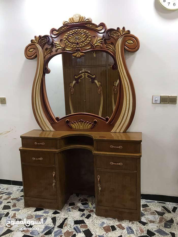 غرفه نوم طابقين جديده صاج اصلي وتكمه وتسكام مال جناي