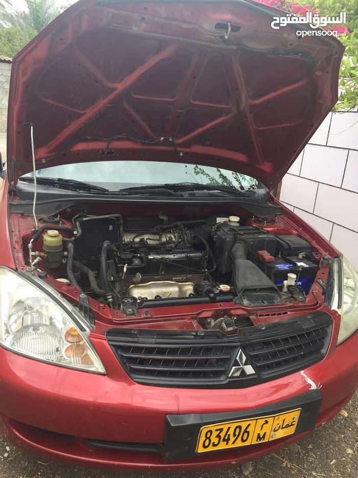 Mitsubishi Lancer 2013 For sale - Red color
