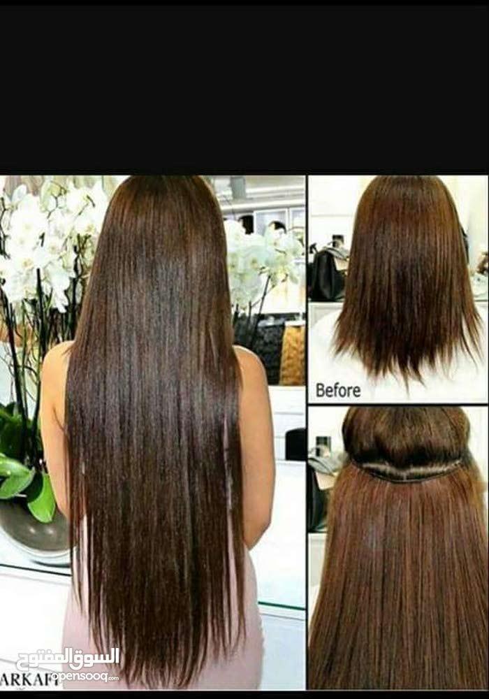 شعر كلبسات