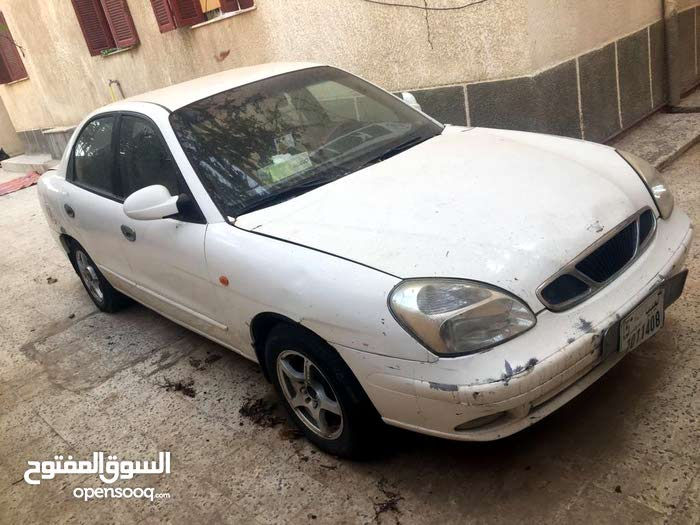 0 km Daewoo Nubira 2002 for sale