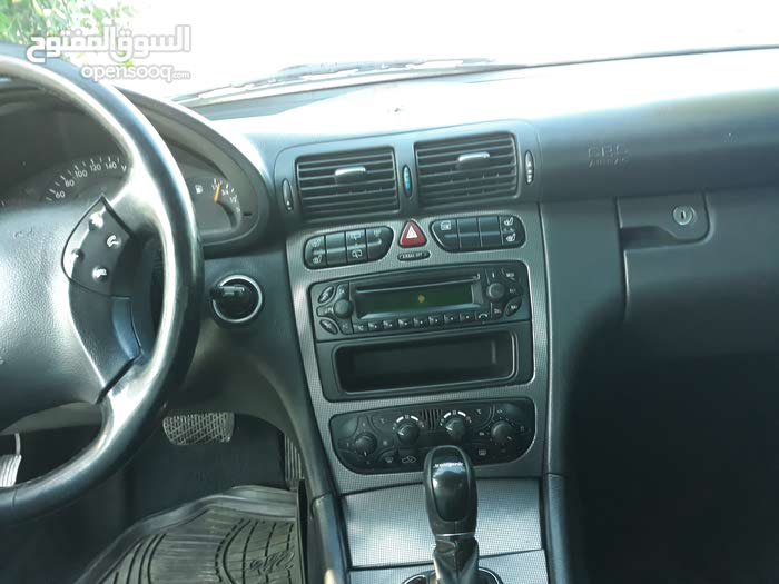 Mercedes Benz C 200 Used in Misrata