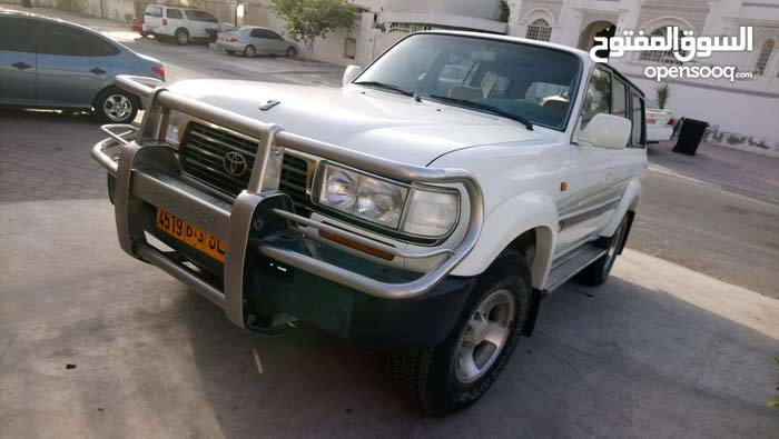 Toyota Land Cruiser car for sale 1997 in Muscat city